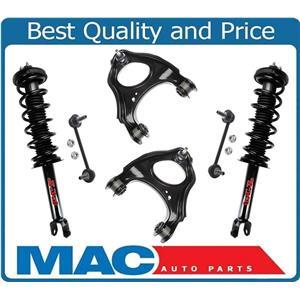 Brand New Rear Struts Rear Upper Arms Links Fits Accord 08-12 A/T 2.4L 3.5L