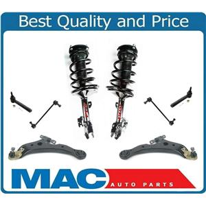Front Complete Strut Control Arms Ball Joint Fits Lexus RX330 All Wheel Drive