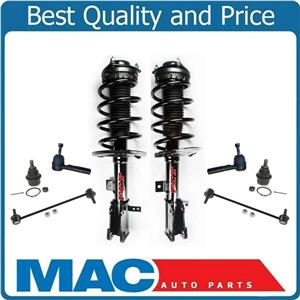 Coil Spring Strut Tie Rods BJ For Chrysler Sebring Front Wheel Drive 07-10