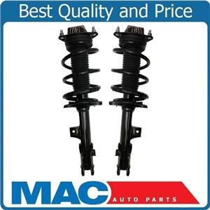 Front Complete Units Loaded Coil Spring Struts For 10-15 Tucson Automatic Trans