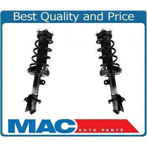 Front Left & RightComplete Strut and Coil Spring Assembly Fits Honda CR-V 07-11