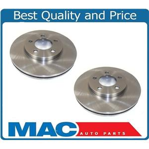 (2) Front Brake Rotors for Ford Taurus Lincoln Continetal Mercury Sable