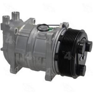 AC Compressor Fits Chevrolet Kodiak GMC Topkick (1YW) R58616