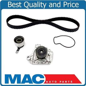 100% New Engine Timing Belt Kit with Water Pump for Honda CIVIC 1.6L 96-00