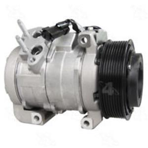AC Compressor fits Dodge 3500 4000 Ram Series (1YW) R178313
