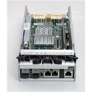 NETAPP FAS270 Filer Controller Head Module with Battery + Memory + CF Boot Card