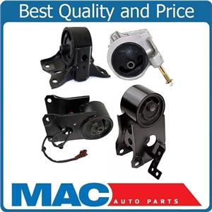 Engine Motor and Automatic Trasmission Mounts 4pc for Nissan Maxima 3.5L 2003