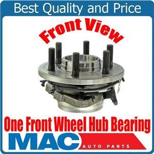 One Front Passenger Side Wheel Hub Bearing Dodge Dakota 97-04 4 Wheel Drive ABS