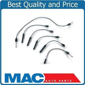 100% New Ignition Spark Plug Wire Set for 1986-1995 Dodge Caravan 2.2L 2.5L