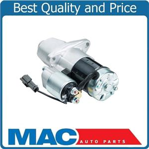 New Starter Motor fits for Nissan Maxima with Automatic Transmission 3.5L 00-03