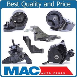 6 100% New Engine Mounts for Kia Spectra 2.0L Automatic Transmission 2004-2009