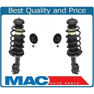 1993-1998 Jetta VW Golf (2) Front Quick Spring Strut and Mount 11410