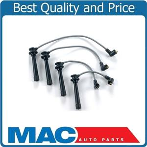 Brand New Set of Ignition Spark Plug Wires for Kia RIO 2001-2005