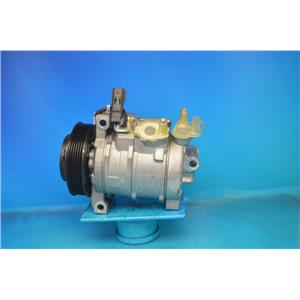 AC Compressor Fits 2009-2010 Dodge Journey (1YW)  N157364