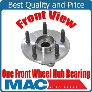 (1) Front Wheel Bearing and Hub 02-08 Ram 1500 Pick Up With REAR ABS ONLY