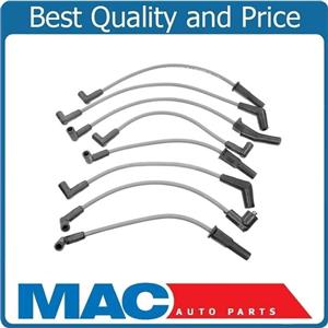 New Spark Plug Ignition Wires for 1989-1996 Ford E150 F150 4.9L