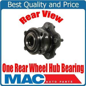 One  Rear Wheel Hub Bearing For Infiniti All Wheel Drive M35 X 06-07