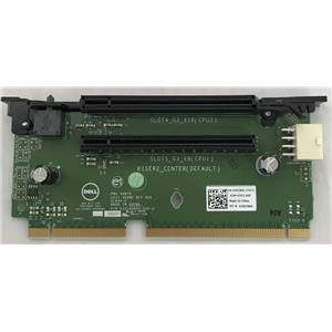 Dell Poweredge R730xd PCI Riser 2 R730 R730XD 392WG For PCIe Slot 4 & 5