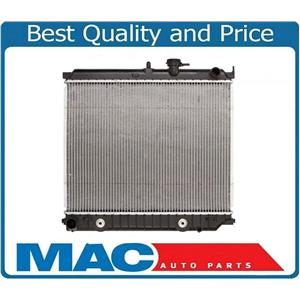 Brand New Cooling Radiator W Trasmission Oil Cooler For Dodge Ram Van NEW 1707