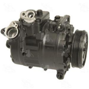 AC Compressor fits 2004-2005 BMW 530i & 525i (One Year Warranty) R67305