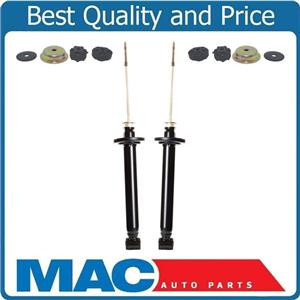 REAR Upper Shock-Strut Mount Kits + Struts (2) For Aspire Without ABS 94-97 REAR