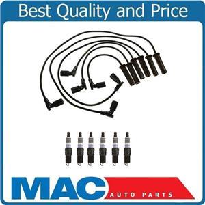 100% New Ignition Wires & Spark Plug Chevrolet Monte Carlo 3.5L 3.9L 2006-2007