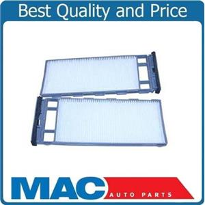 (2) Cabin Air Filter New Will Fit 1997-2001 Q45