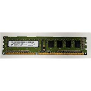 Micron 2GB 1Rx8 PC3-12800 MT8JTF25664AZ-1G6M1 non-ECC Unbuffered DDR3-1600MHz