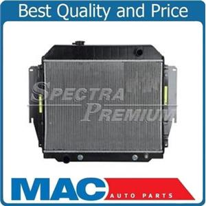 1983-1991 FORD ECONOLINE VAN NEW RADIATOR