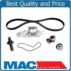 100% All New For 00-04 Odyssey 03-04 Pilot Engine Timing Belt Kit W/ Water Pump