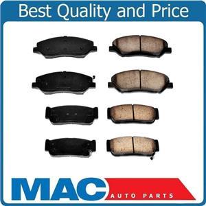 100% Brand New Front and Rear Ceramic Brake Pads for Kia Sedona 2006