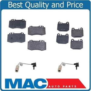 00-03 Mer ML55 02 05 ML500 Front & Rear Brake Pads MD847 MD874
