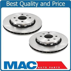 New Front Disc Brake Rotors for Kia Spectra Sephia From 07/14/00 to 2002