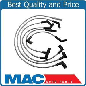 New Sprark Plug Ignition Wires for 01-03 Vin S DOHC 24 Valve 01-04 3.0L Taurus