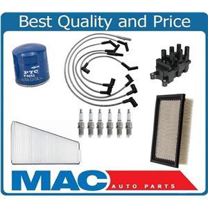Spark Plug Ignition Wires for 01-03 Vin S DOHC 24 Valve 01-04 3.0L Taurus 11pc