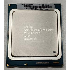 Intel E5-2620 v2 2.1GHz 15MB Cache 6-Core SR1AN Socket LGA2011 80 Watt
