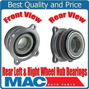 (2) 100% New Rear Torque Tested REAR Wheel Bearing for Nissan Xterra 2005-2015