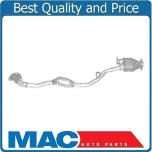 04-05 Legacy Outback D/S With Automatic Pipe & 2 Catalytic Converter Davico18178