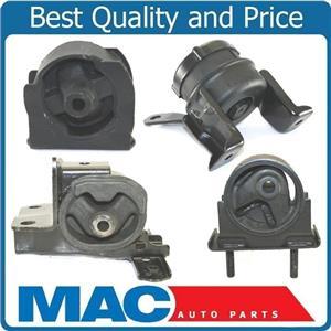 100% New Motor Mount Manual Transmission Mnt 4pc for  Toyota Rav4 Rav-4 04-05