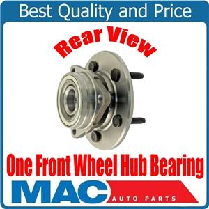 (1) New Front Hub Wheel Bearing for REAR WHEEL ABS 4 Wheel Drv 97-99 Ford F150