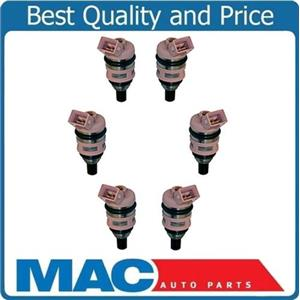 89-92 Maxima VG30E (6) Aus Injection MP-10194 Fuel Injector Plus a $24.00 Refund