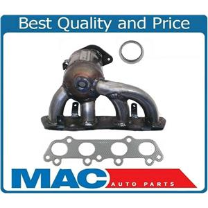 For 03-06 AWD Pontiac VIBE 1 8L Front Manifold Catalytic Converter 19290