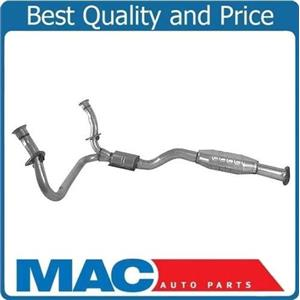 00-05 Blazer Jimmy 2 Door SUV 4.3L 4x4 Engine Y Pipe With Dual Converters 14562