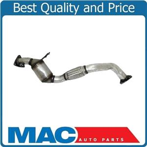 For 2007 Touareg 3.6L 4.2L Drivers Side Engine Pipe With Catalytic Converter