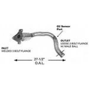 Camaro Firebird 5.7L REF# 645363 Catalytic Converter