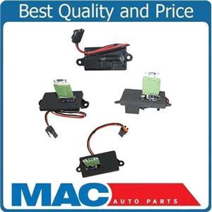 CADILLAC 1999-2006 CHEVROLET 1999-2007 GMC 1999-2007 Blower Motor Resistor