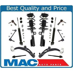 Complete Struts Shocks 12 Pcs Kit fits for All Wheel Drive Ford Explorer 13-15