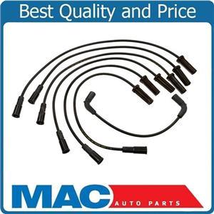 100% New Complete Prospark Spark Plug Wire Set 99-01 Chevy Silverado V6 4.3L