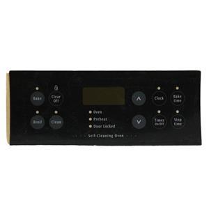 Frigidaire 316220805 316220818 318214502 891893 AH439807 Range Control Overlay