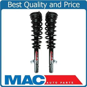 (2) Front Complete Spring Struts Front Wheel Drive for Lincoln MKZ FWD 07-09